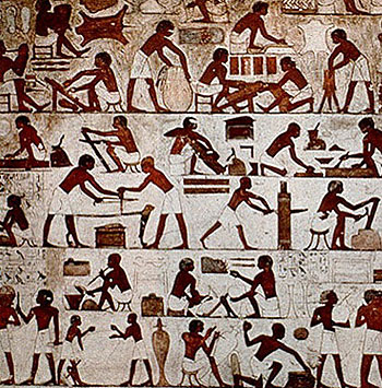 ancient egyptian agriculture essay