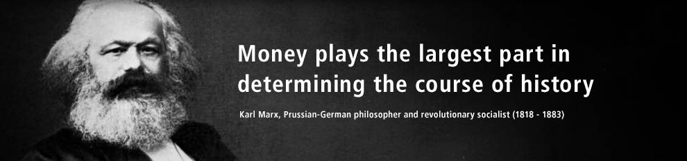 Karl Marx A Brief Introduction Karl Marx Quote Money Is