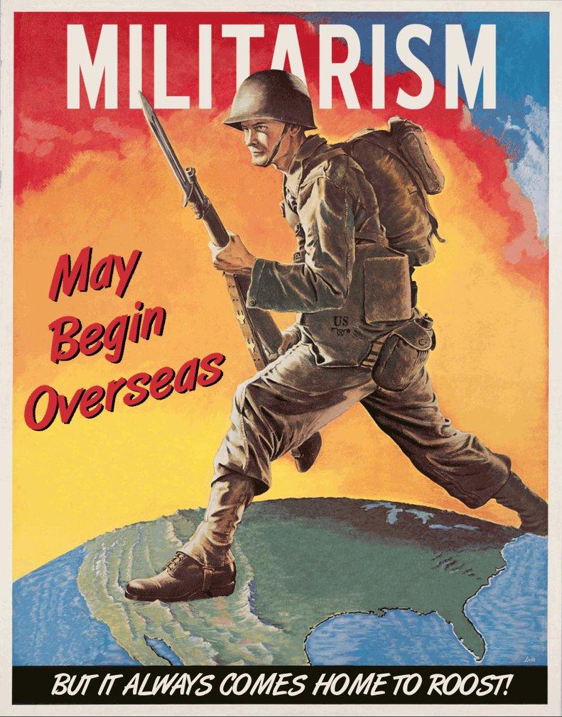 causes of world war 2 militarism
