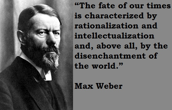 essays weber rationalization Technology these technological advancements were the result of rationalization5 modern society rationalization was a major theme in most of max weber's.