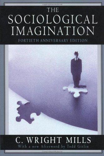 Sociological imagination essay